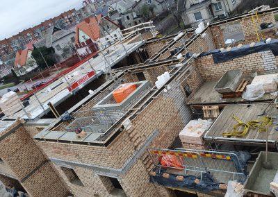 Daugiabučio statyba, Klaipėda